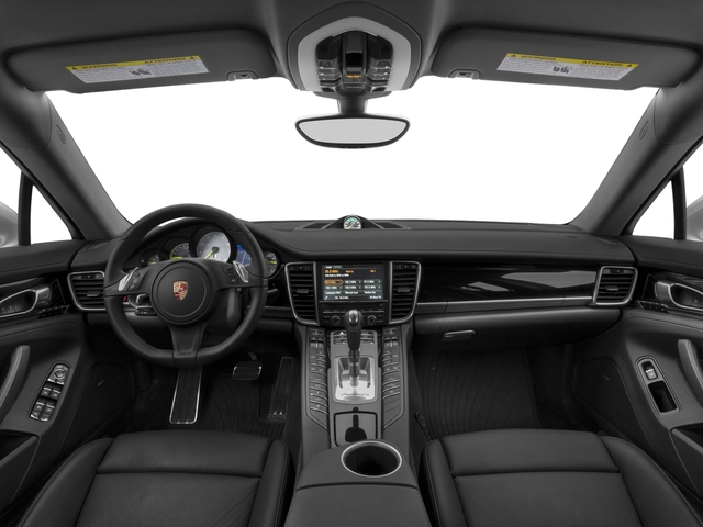 2016 Porsche Panamera Prices and Values Hatchback 4D S e-Hybrid V6 full dashboard