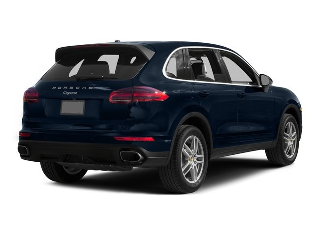 2016 Porsche Cayenne Prices and Values Utility 4D AWD V6 T-Diesel side rear view