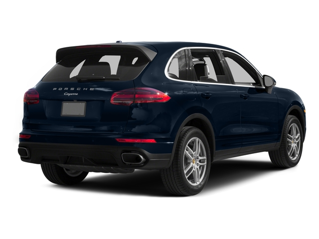 2016 Porsche Cayenne Pictures Cayenne Utility 4D AWD V6 T-Diesel photos side rear view