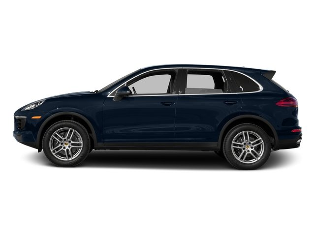 2016 Porsche Cayenne Prices and Values Utility 4D AWD V6 T-Diesel side view