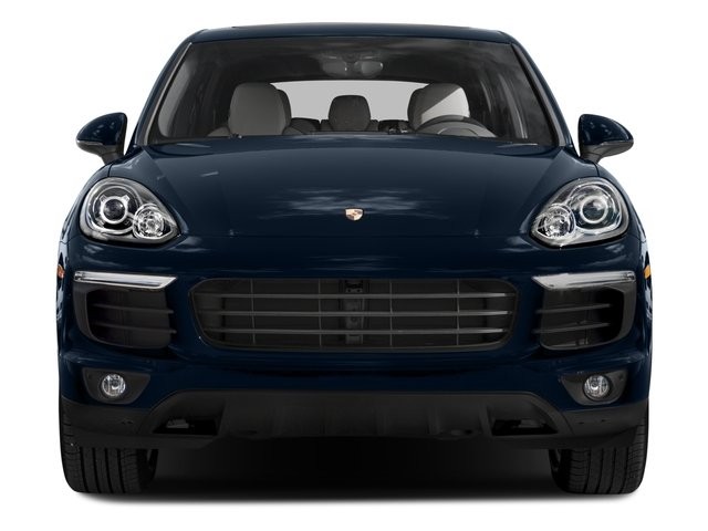 2016 Porsche Cayenne Prices and Values Utility 4D AWD V6 front view
