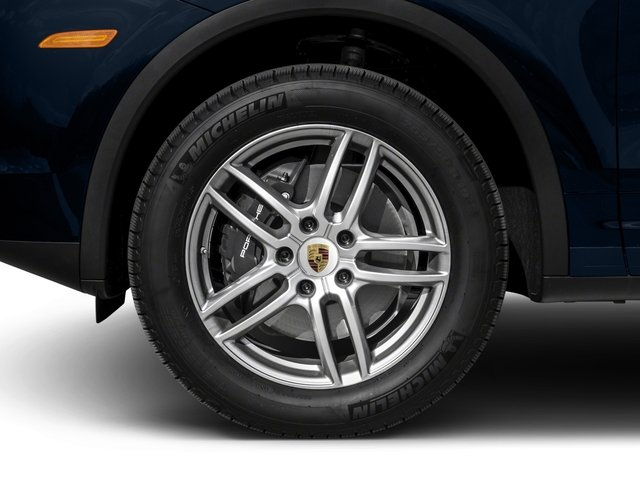 2016 Porsche Cayenne Prices and Values Utility 4D AWD V6 wheel