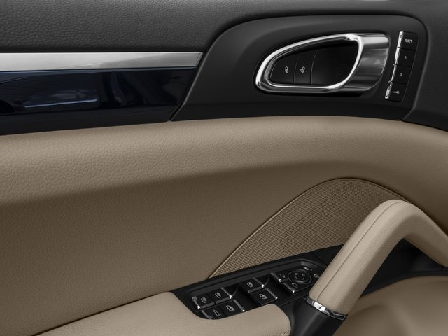 2016 Porsche Cayenne Prices and Values Utility 4D AWD V6 driver's side interior controls