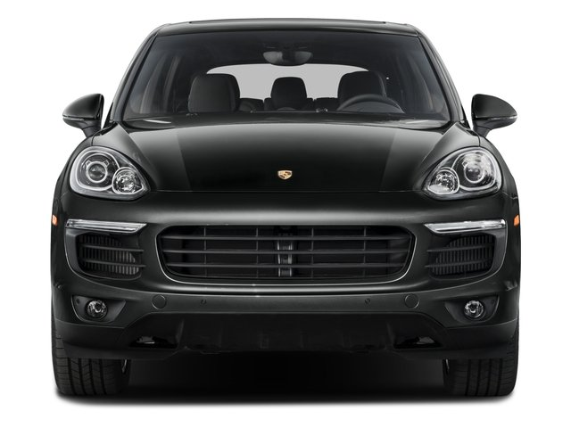 2016 Porsche Cayenne Prices and Values Utility 4D S AWD V6 Turbo front view