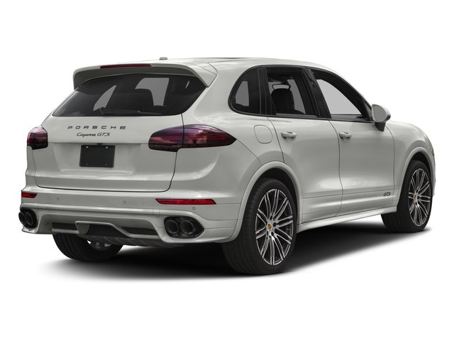 2016 Porsche Cayenne Prices and Values Utility 4D GTS AWD V6 Turbo side rear view