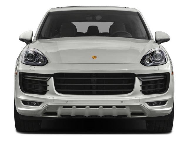 2016 Porsche Cayenne Pictures Cayenne Utility 4D GTS AWD V6 Turbo photos front view