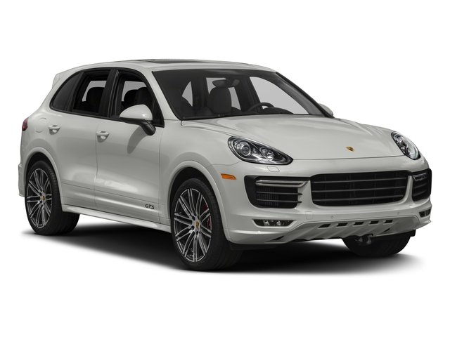 2016 Porsche Cayenne Prices and Values Utility 4D GTS AWD V6 Turbo side front view