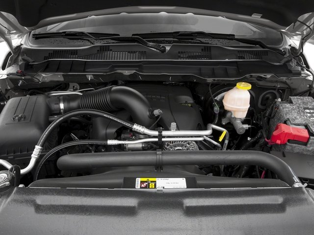 2016 Ram Truck 1500 Prices and Values Quad Cab Express HFE V5 T-Diesel engine