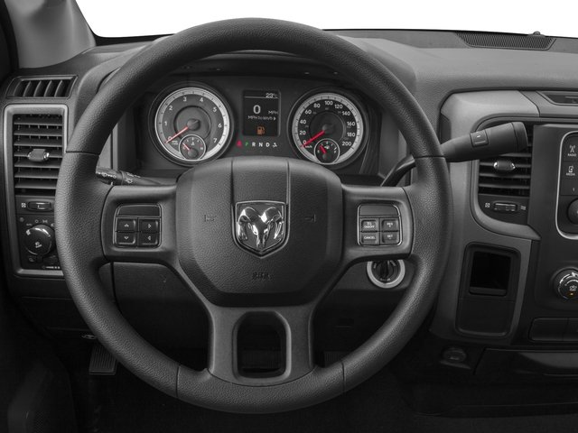 2016 Ram Truck 1500 Prices and Values Regular Cab SLT 4WD driver's dashboard