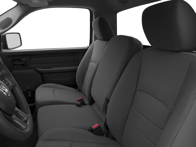 2016 Ram Truck 1500 Prices and Values Regular Cab SLT 4WD front seat interior
