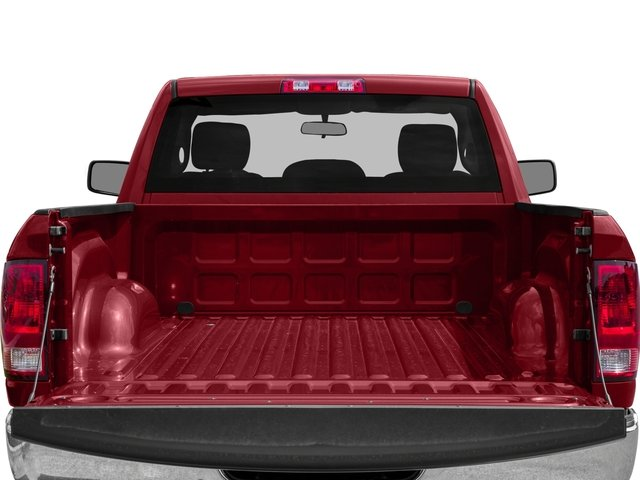2016 Ram Truck 1500 Prices and Values Regular Cab SLT 4WD open trunk