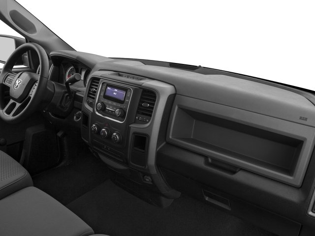 2016 Ram Truck 1500 Prices and Values Regular Cab SLT 4WD passenger's dashboard
