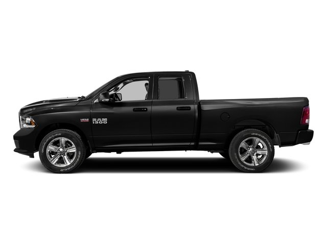 2016 Ram Truck 1500 Pictures 1500 Quad Cab Sport 2WD photos side view