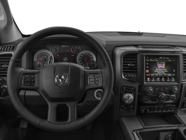 2016 Ram Truck 1500 Prices and Values Quad Cab Sport 2WD driver's dashboard