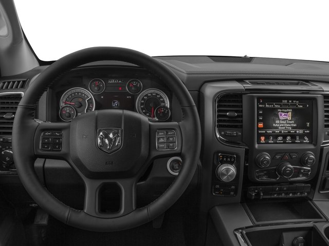 2016 Ram Truck 1500 Pictures 1500 Quad Cab Sport 2WD photos driver's dashboard