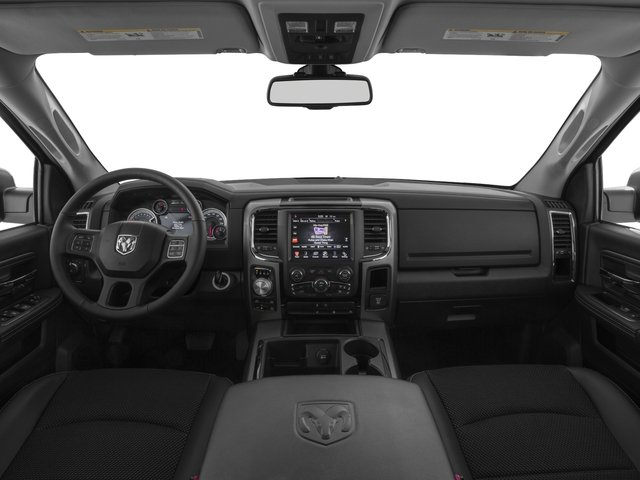 2016 Ram Truck 1500 Prices and Values Crew Cab Outdoorsman 4WD full dashboard