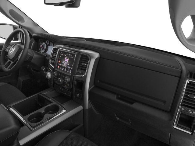2016 Ram Truck 1500 Prices and Values Crew Cab Express 4WD passenger's dashboard