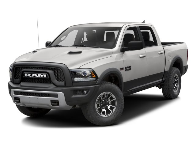 2016 Ram Truck 1500 Pictures 1500 Crew Cab Rebel 4WD photos side front view