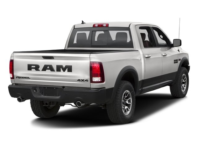 2016 Ram Truck 1500 Pictures 1500 Crew Cab Rebel 4WD photos side rear view