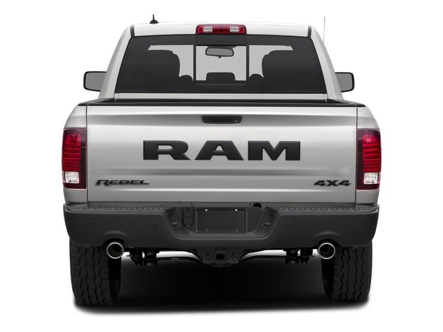 2016 Ram Truck 1500 Pictures 1500 Crew Cab Rebel 4WD photos rear view