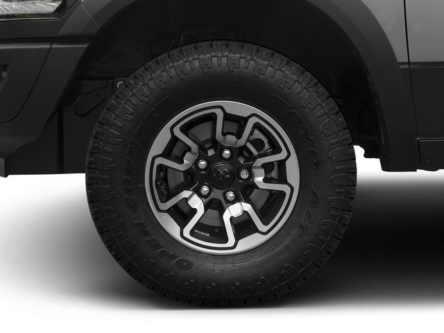 2016 Ram Truck 1500 Pictures 1500 Crew Cab Rebel 4WD photos wheel