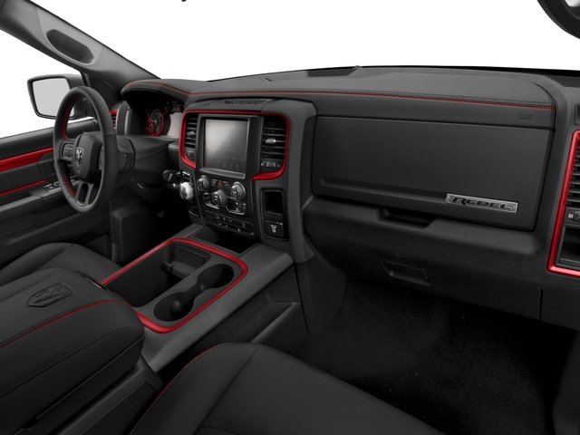 2016 Ram Truck 1500 Pictures 1500 Crew Cab Rebel 4WD photos passenger's dashboard