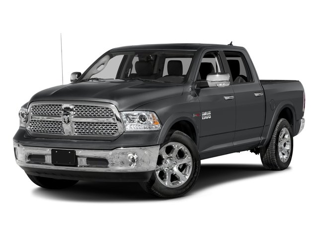 2016 Ram Truck 1500 Pictures 1500 Crew Cab Laramie 2WD photos side front view