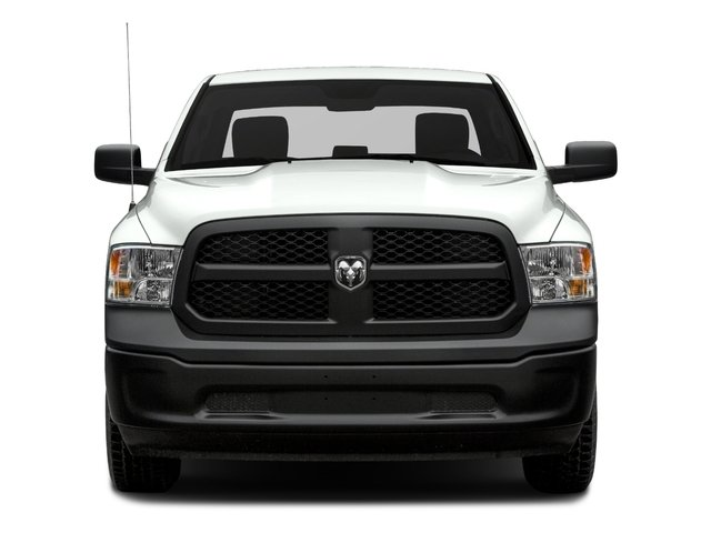 2016 Ram Truck 1500 Pictures 1500 Quad Cab Tradesman 4WD photos front view