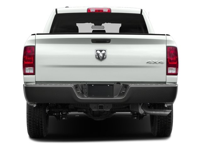 2016 Ram Truck 1500 Prices and Values Quad Cab Tradesman 2WD rear view