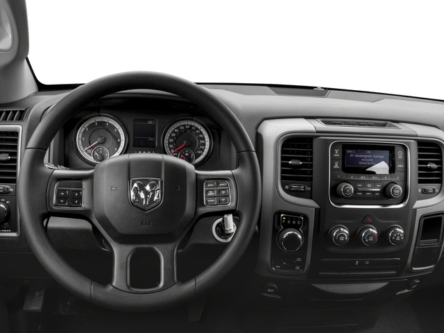 2016 Ram Truck 1500 Pictures 1500 Quad Cab Tradesman 4WD photos driver's dashboard