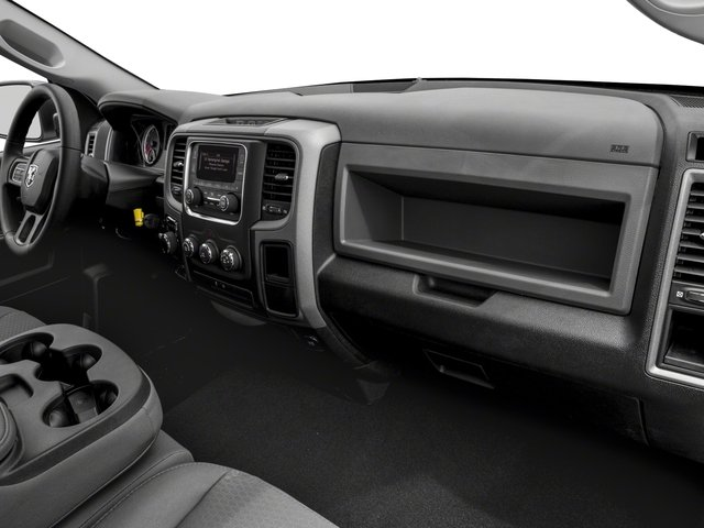 2016 Ram Truck 1500 Prices and Values Quad Cab Tradesman 2WD passenger's dashboard