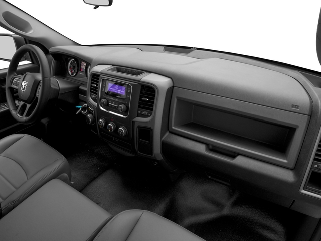 2016 Ram Truck 1500 Prices and Values Quad Cab HFE 2WD V6 T-Diesel passenger's dashboard