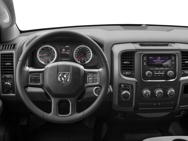 2016 Ram Truck 1500 Prices and Values Crew Cab Tradesman 2WD driver's dashboard