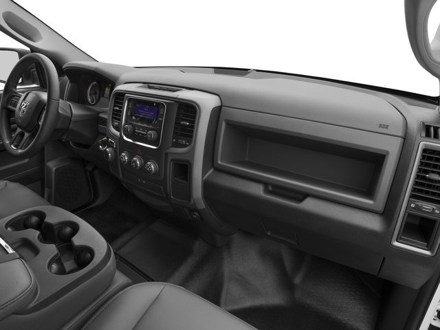 2016 Ram Truck 1500 Prices and Values Crew Cab Tradesman 2WD passenger's dashboard