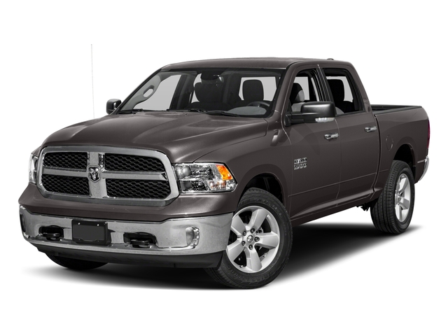 2016 Ram Truck 1500 Pictures 1500 Crew Cab SLT 2WD photos side front view