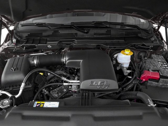 2016 Ram Truck 1500 Prices and Values Crew Cab SLT 2WD engine