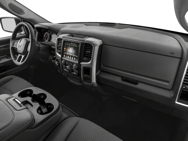 2016 Ram Truck 1500 Prices and Values Crew Cab SLT 2WD passenger's dashboard