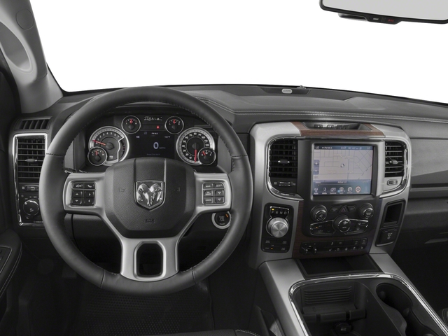 2016 Ram Truck 1500 Pictures 1500 Quad Cab Laramie 2WD photos driver's dashboard