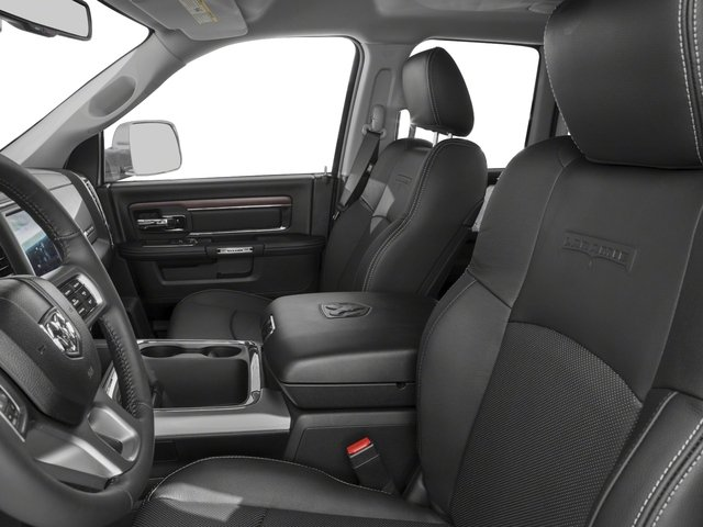 2016 Ram Truck 1500 Prices and Values Quad Cab Laramie 2WD front seat interior