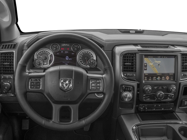 2016 Ram Truck 1500 Pictures 1500 Regular Cab Sport 4WD photos driver's dashboard