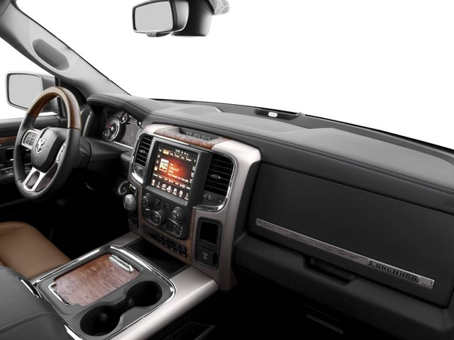 2016 Ram Truck 1500 Prices and Values Crew Cab Limited 2WD passenger's dashboard