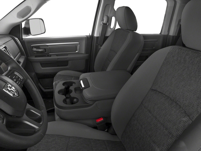 2016 Ram Truck 2500 Prices and Values Mega Cab SLT 2WD front seat interior