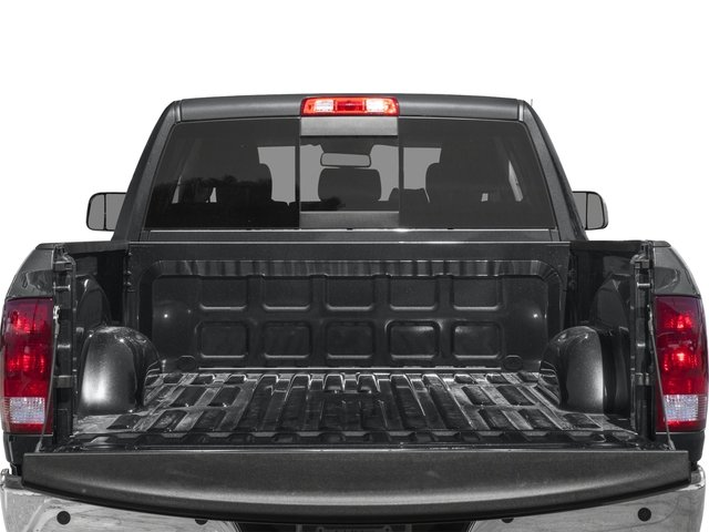 2016 Ram Truck 2500 Prices and Values Mega Cab SLT 2WD open trunk