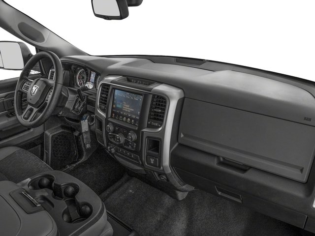 2016 Ram Truck 2500 Prices and Values Mega Cab SLT 2WD passenger's dashboard