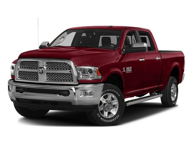 2016 Ram Truck 2500 Prices and Values Crew Power Wagon Laramie 4WD side front view