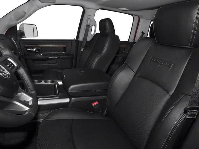 2016 Ram Truck 2500 Pictures 2500 Crew Cab Limited 2WD photos front seat interior