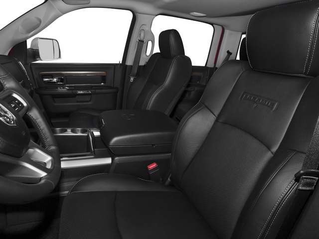 2016 Ram Truck 2500 Pictures 2500 Crew Cab Limited 4WD photos front seat interior