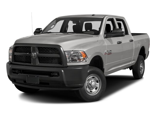 2016 Ram Truck 2500 Prices and Values Crew Cab Tradesman 2WD side front view
