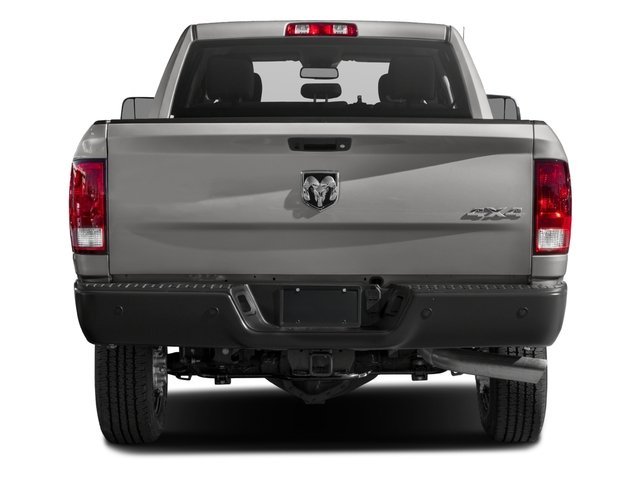 2016 Ram Truck 2500 Pictures 2500 Crew Cab Tradesman 4WD photos rear view