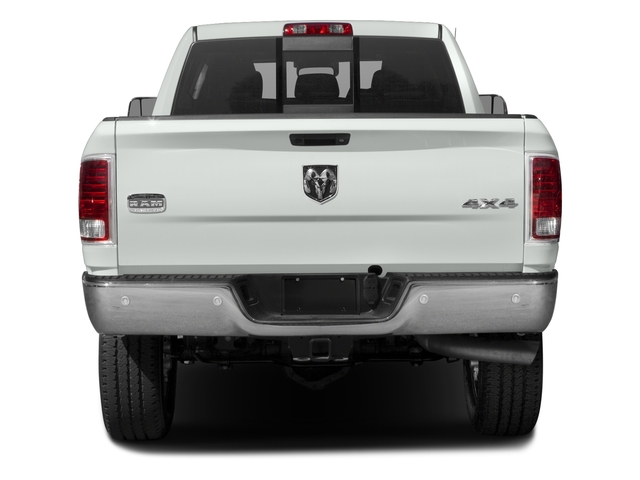 2016 Ram Truck 2500 Prices and Values Mega Cab Limited 2WD rear view